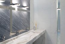 PRODUCTS washbasins / outdoor design - marble