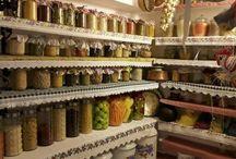 Kiler / Pantry / Kitchen Storage / Pantry design ideas, kitchen storage cupboards, kiler fikirleri.