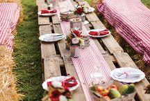 bahçe parti, garden party