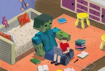 Minecraft / by Susan Tolhurst