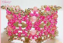 My beadwork 2016 (Bracelet)