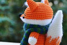 Amigurumi / вязание игрушек крючком
