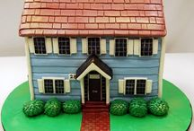 House cakes