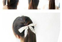 beauty tutorials ;