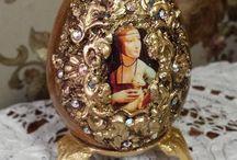 Vejce (Faberge Eggs)