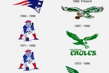 Évolution de logos