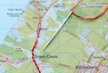 Map scrap