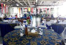Berkah Catering - Catering makan siang at KRI Makassar