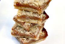 Cookies/Bars/Brownies / by Jen DeChant