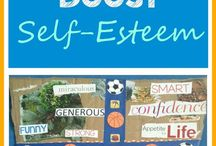 Self esteem teaching resources