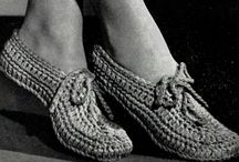 Slippers and Socks / by Karen Ames