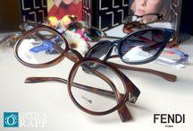 Fendi / Fendi, el máximo exponente de la creatividad, con formas las formas más llamativas y arriesgadas