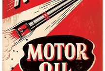 Oil and Gasoline
