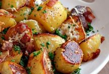 Recipes - Potato, Vegetable