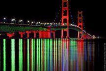 Bridge lightning