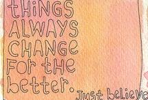 quotes <3 / by Carli DiCello