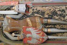 Vapen medeltid