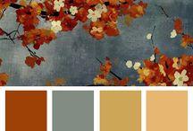palettes décoration peinture