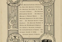 Exlibris / Bookplates - geology