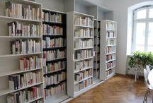 La bibliothèque francaise de Spire / Et voici nous nouveaux locaux! Comment aménager une bibliothèque de 5.500 médias dans des locaux de 50 mètres carrés.