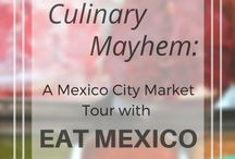 Everything Mexico / Anything and everything about Mexico . . . in English.