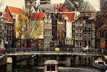 Amsterdam / Billder fra altid herlige Amsterdam