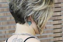 Hiukset /tyylit