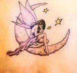 fairy tattoos / by Helen Bennor