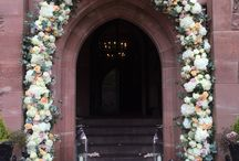 Floral Arches / Floral arch, wedding arch,