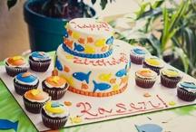 Cakes / by Linda Bratspir