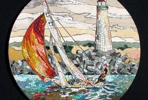 MOSAIC ART BY Carole Choucair Oueijan