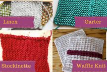 knit crochet tips and trivia