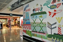 Public Spaces / by 3M Canada Design & Graphic Solutions