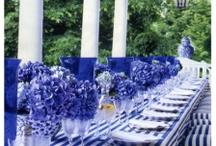 D+VD: blue & white