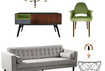 Mid-century modern furniture and lighting! Available online Australia wide. / Shop online, we ship Australia wide.