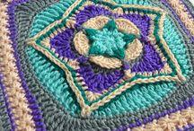 crochet car blankies