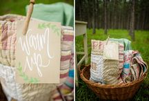 Fall wedding ideas for Morgan / by Genetta Sevits
