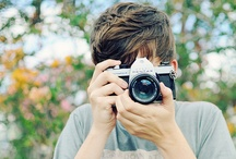Boys with cameras ;) / by Cheyenne
