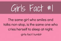 #Girl Facts#