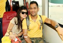 Lesser Known Facts About Dhoni-Sakshi's Love