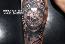 Tatto clock