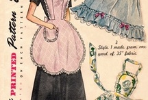 Sewing Patterns:  1940's