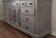 refinishing/stains