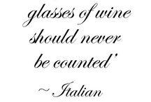 Vino and Alcohol / by Barbara Wilson