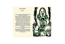 Angela Carter Book of Fairy tales Illustrations and dust jacket / Interpenetrating texts- publishing option 2