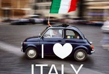 Italian Posters & Flags / proud to be an Italian! #italian #italy #italianflag #italianposters