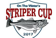 On The Water Striper Cup Tournament 2017