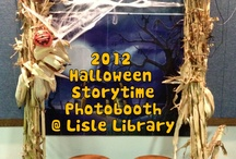 Library Displays & Crafts