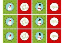 Christmas Printables / by Crystal Chesser