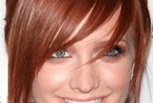 Hair Cuts / by Christina Blitch